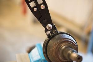 Cleste coliere planetara auto, 240mm, Silverline