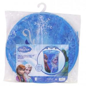 Cos pentru depozitare jucarii, 38 x 50 cm, Disney Frozen