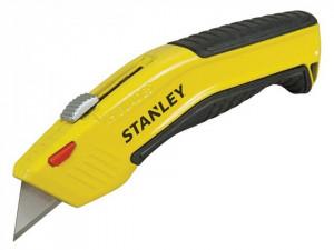 Cutter semiprofesional rabatabil 166mm, Stanley Instantfeed