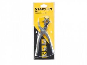Dispozitiv metal gauri curele, 3, 3.2, 3.5, 4, 4.5, 5mm, 22 cm, Stanley