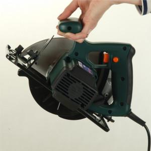 Fierastrau circular manual,Dedra 1200w, 160mm, 4500 rotatii/minut