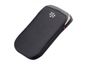 Husa de protectie, piele, Blackberry Curve 9300/9330, Bold 9700/9780