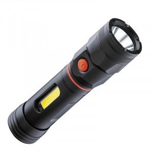Lanterna LED COB culisabila , 5W + 3W, 360 Lm, profesionala, Arlec Watchman