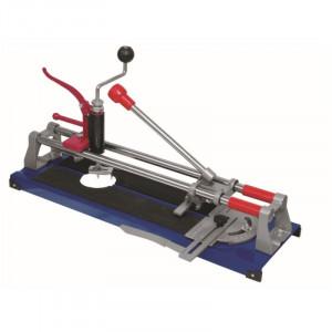 Masina de taiat gresie-faianta, 3 functii-drept,unghi,gaurire, 600 mm, Dedra