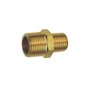 Reductie furtun compresor filet exterior 3/8 , filet exterior 1/4, alama, Pansam