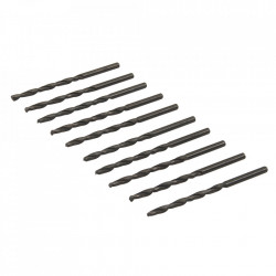 Set 10 burgie metal, heavy-duty, 3 mm, Silverline