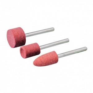 Set de pietre pentru slefuit sau polizat , 3 piese , biax , Silverline Rotary Tool Grinding Stone Set 3pce