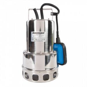 Pompa apa murdara/curata, 550w, 10500L/min, 14m, inox, Silverline