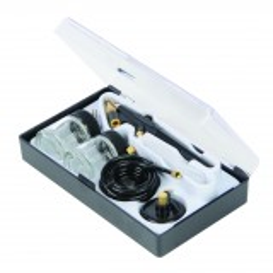 Aerograf kit 6 piese Silverline 22ml Airbrush Hobby