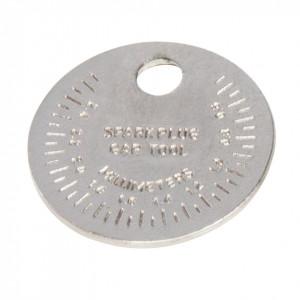 Cheie reglaj bujie 0.5 - 2.55mm tip moneda Silverline