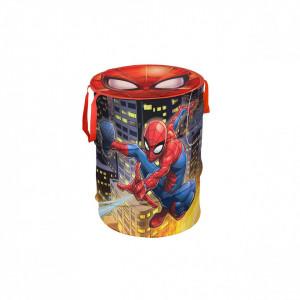 Cos pentru depozitare jucarii, 38 x 50 cm, Marvel Spiderman