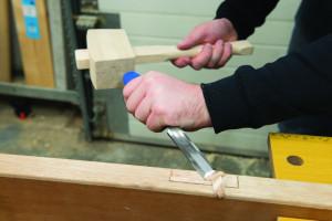 Dalta pentru lemn , lama 6mm , lungime 250mm , Silverline Wood Chisel