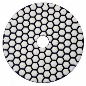 Disc abraziv profesional cu scai, 125mm,, grit 100, Dedra