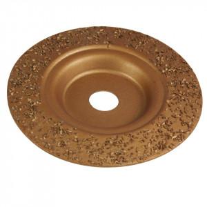 Disc pentru slefuit 115 x 22.2mm , beton , piatra , dale , caramida Silverline