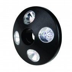 Dispozitiv de iluminat 24 LED pentru umbrela , 33-55mm , Silverline LED Parasol Light