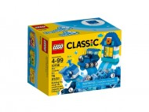 LEGO® Classic Cutie rosie de creativitate 10706