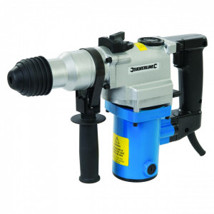 Masina de găurit , ciocan rotopercutor ,  850W SDS Plus , Silverline DIY 850W SDS Plus Hammer Drill