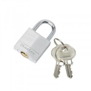 Mini lacat Master Lock 9130EURD, corp aluminiu, 30 mm