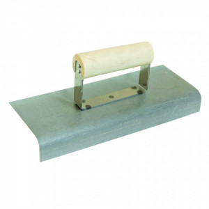 Mistrie bordurat ciment 250mm , Silverline Cement Edging Trowel