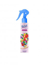 Odorizant , parfum camera, auto, 250 ml, pulverizator mecanic, Bubble Gum, Royal
