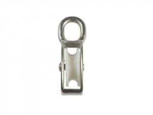 Scripete mini cu inel, roata, 5 x11cm, Proline