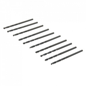 Set 10 burgie metal, heavy-duty, 2.5mm, Silverline