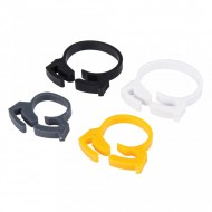Set 20 coliere cabluri auto, 12-28 mm, Fixman