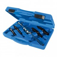 Set 5 piese extractor rulmenti, 12-32mm, Silverline