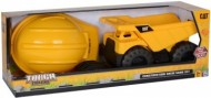 Set autobasculata, Cat Tough Truks, casca, dublu lopata