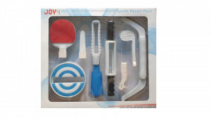 Set Wii Sport Resort Pack, 9 accesorii, JOY4