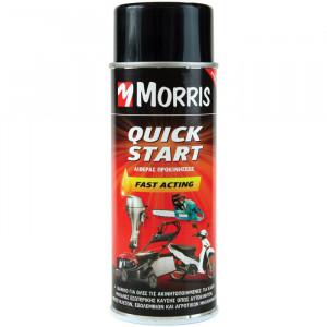 Spray Rapid Start, 400 ml, Morris, pentru pornirea rapida a motoarelor cu combustie interna