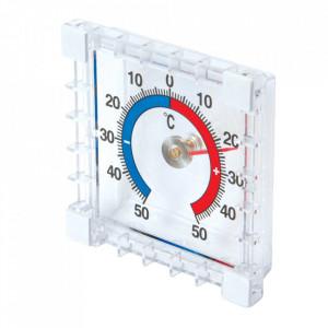 Termometru interior,exterior , -50 - 50 grade, Silverline