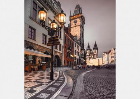 Fototapet Orase, Plimbarte în oraș