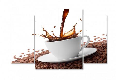 Multicanvas, O ceașcă mică de cafea.