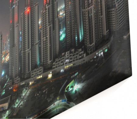 Multicanvas, Orașul de noapte.