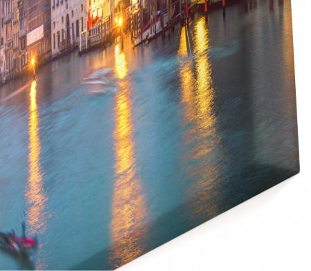Multicanvas, Veneția noaptea.