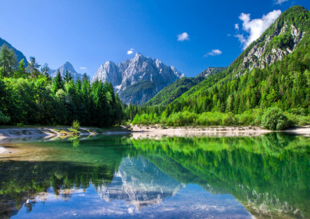 Fototapete Călătorie în munți