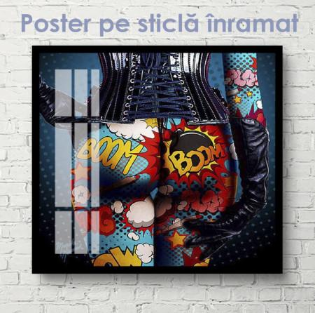 Poster, Creativitate