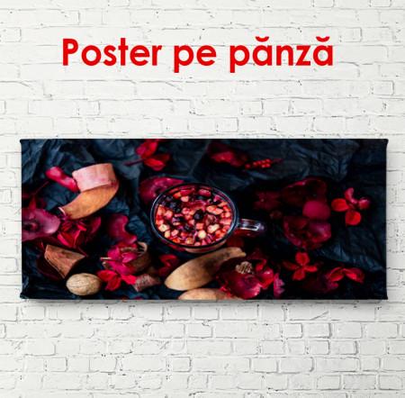 Poster, Băutură roșie