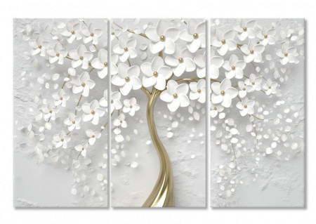 Multicanvas, Arborea albă