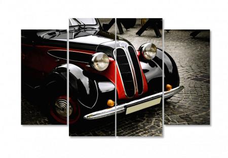 Multicanvas, Un automobil în stil retro