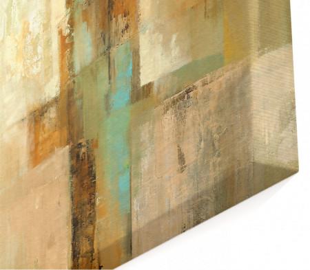 Tablou modular, Design abstract