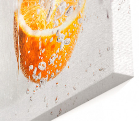 Multicanvas, Trei portocale.