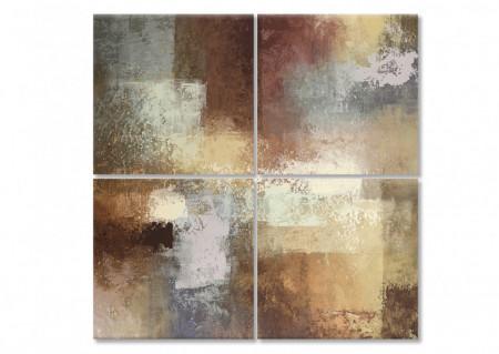 Multicanvas, Pete maro abstracte