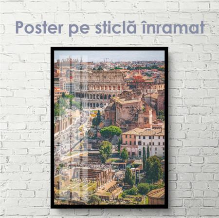 Poster, Peisaje italiene