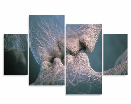 Tablou modular, Sentimente delicate