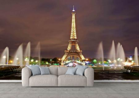 Fototapet, Paris - Orașul luminilor