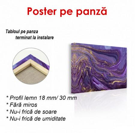 Tablou, Abstracția purpurie 1