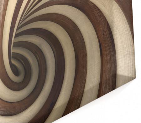 Tablou modular, Linii maro.