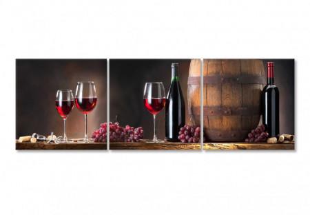 Multicanvas, Vinul - o comoară.